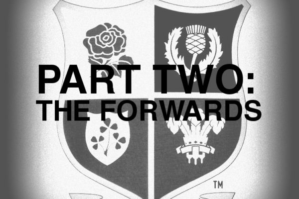 Lions Logo - The Forwards