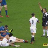 England Ruck Analysis vs France