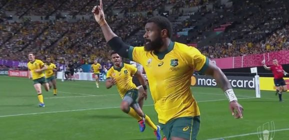 The Anatomy of a Try: Marika Koroibete – Australia vs Fiji