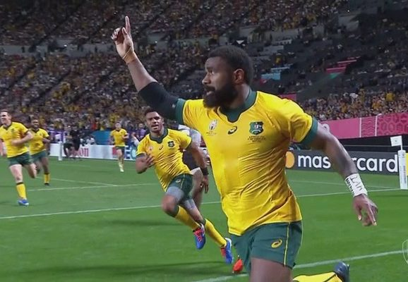 The Anatomy of a Try: Marika Koroibete – Australia vs Fiji