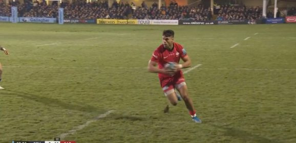 The Anatomy of a Try: Sean Maitland vs Bath November 2019