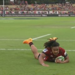 The Anatomy of a Try: Fainga'anuku vs Waratahs February 2020 (Video Analysis)