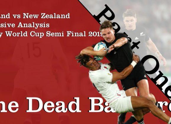 England vs New Zealand – Defensive Analysis Pt 1