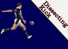Dissecting A Kick: England vs Scotland Six Nations 2021