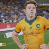 Anatomy of a Try: Andrew Kellaway vs South Africa September 2021